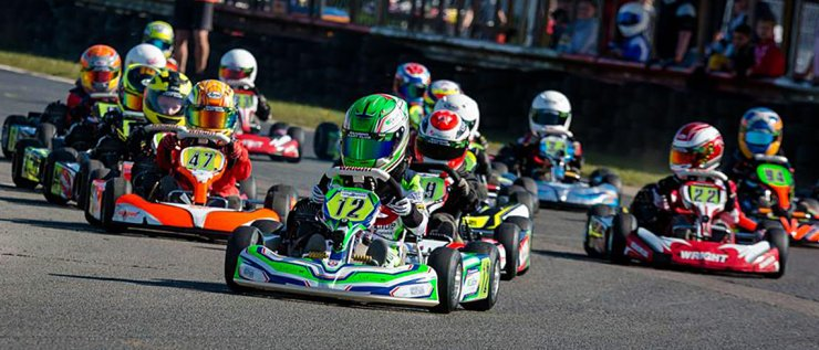 Junior Owner/Driver Karting