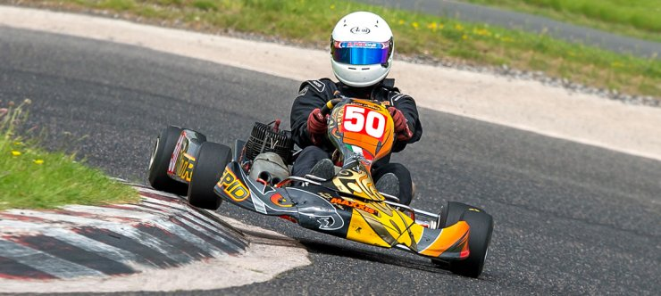 Owner/Driver Karting