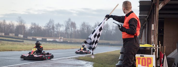 Three Sisters Circuit Open Kart Racing