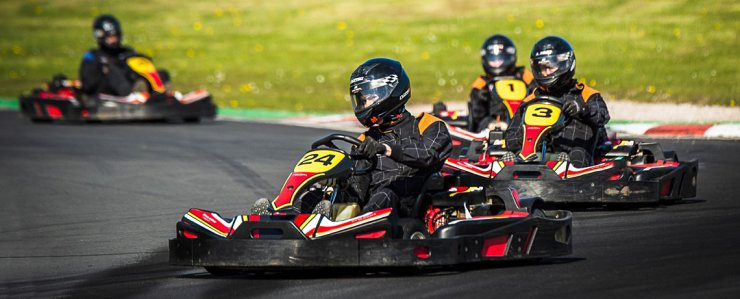 Open Racing for Adults