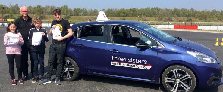Under 17 Driving School